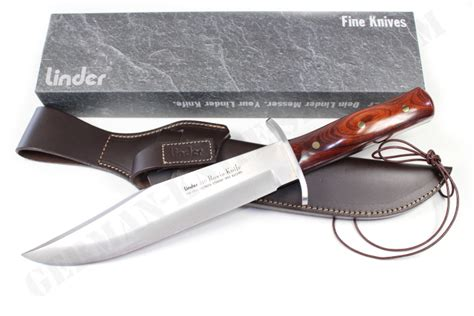 knife shop linder bowie knife cocobolo german knife shop