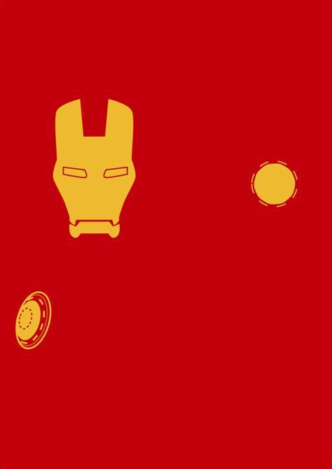 minimalist super hero design