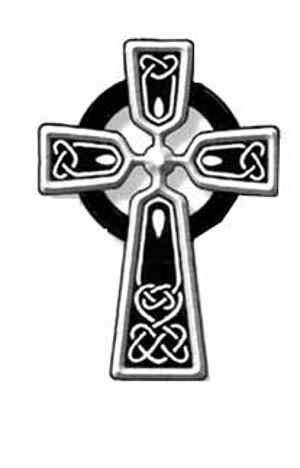small celtic cross tattoo awful small celtic cross design