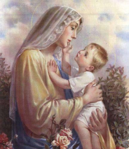 imagenes virgen maria con jesus 18 im 225 genes de la virgen mar 237 a con el ni 241 o jes 250 s