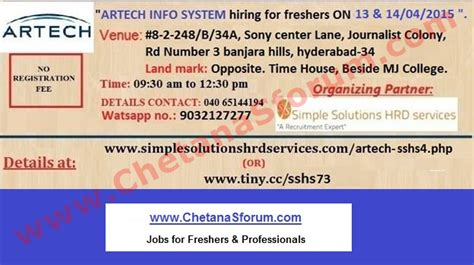 Rotational Program Mba Ibm by Freshers Artech Infosystems Cus Be B Tech