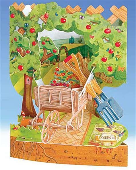 santoro graphics swing cards 3 d swing cards by santoro quot gardening quot sc93 ebay