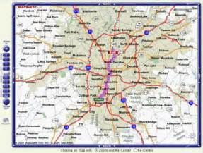 using mapquest how mapquest works howstuffworks