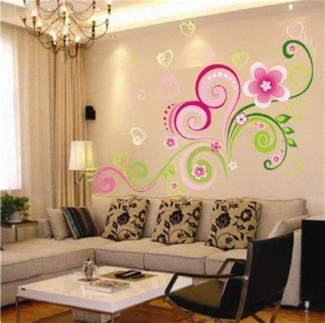 heart wall stickers for bedrooms 1000 images about flower wall decals flower stickers for girls room windows on