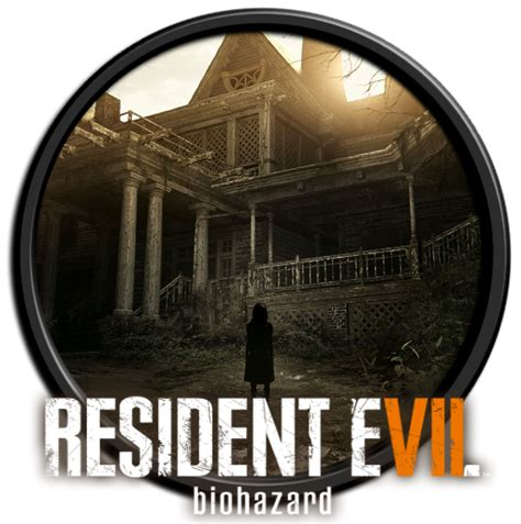 format video re4 resident evil 7 icon freeiconspng