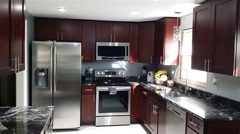 Mocha Kitchen Cabinets Buy Mocha Shaker Kitchen Cabinets