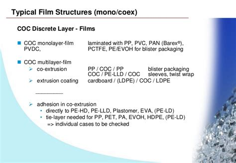 biography documentary structure high alcohol barrier films in antiseptic packaging