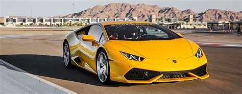 yellow lamborghini front drive a lamborghini huracan lp610 at exotics racing
