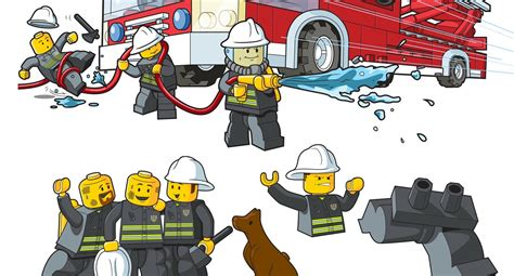 design brief lego paul windle creative art studio lego city fire police
