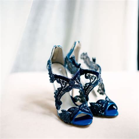 Blue Bridal Shoes by 18 Blue Wedding Shoes For Stylish Brides