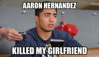 Aaron Meme - aaron hernandez