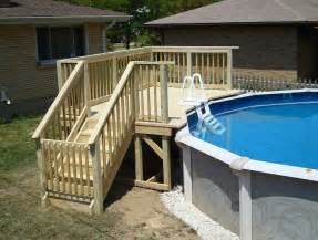 small deck plans for above ground pools home design ideas