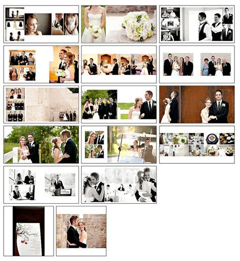 Wedding Album Template   Classic Design 1   WHCC Album