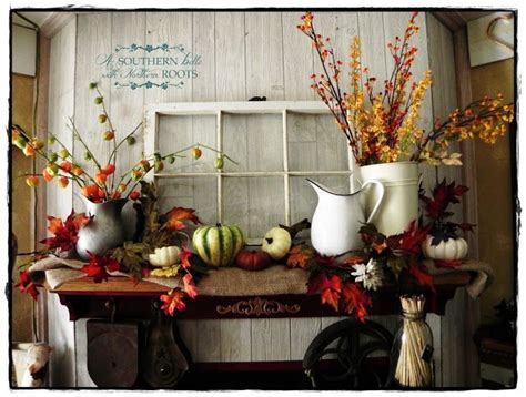 autumn mantel and exterior seasonal decor jenna burger 17 best images about for the home decorating with