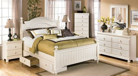 cottage retreat bedroom furniture cottage retreat youth poster storage bedroom set from
