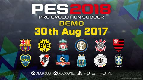 Topi Baseball Pes 2017 Ps4 Ps 4 Ps3 Ps 3 Keren Trucker Alfamerch 3 pes 2018 demo arrives on august 30 for xbox one ps4 xbox