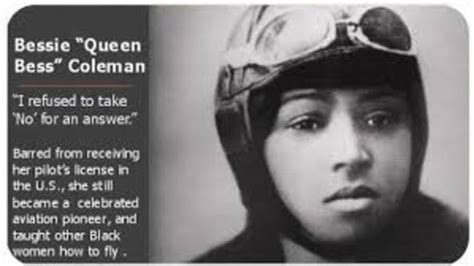biography in spanish of bessie coleman bessie coleman by sara mendoza and zack smith timeline