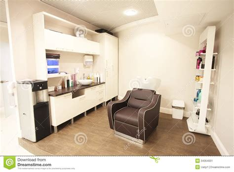 Show Homes Interiors Ideas beauty parlour stock image image 34354001