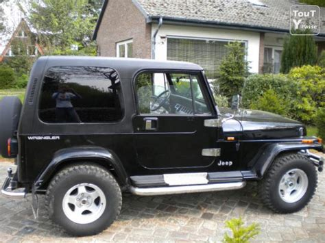 Jeep Wrangler Occasion Belgique Jeep Wrangler 2 5 Soft Top Gent 9000