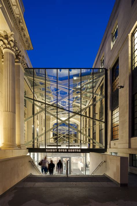 Lbs Mba Class Size by Gallery Of Business School The Sammy Ofer Centre