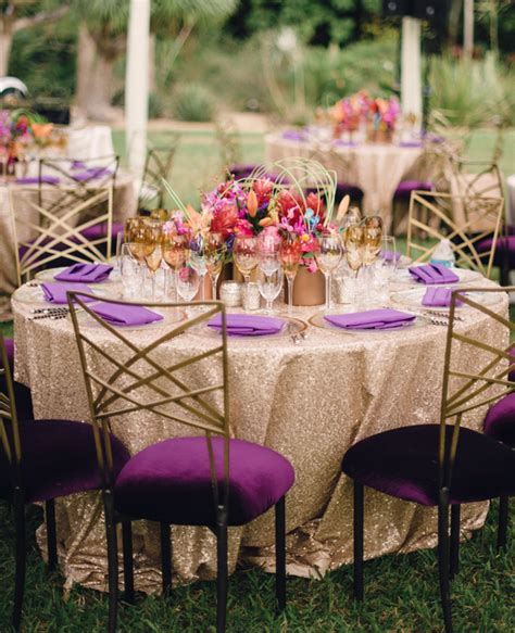 Table Linens For Weddings by 6 Seriously Pretty Wedding Table Linen Ideas By Style