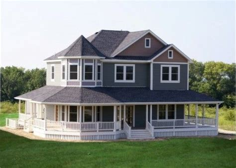 country house with wrap around porch pin by plumley on likes