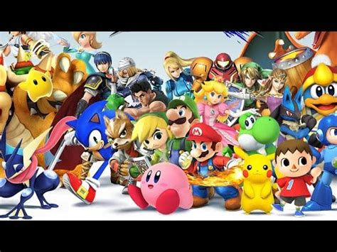 Kaset 3ds Smash Bros smash bros 3ds review