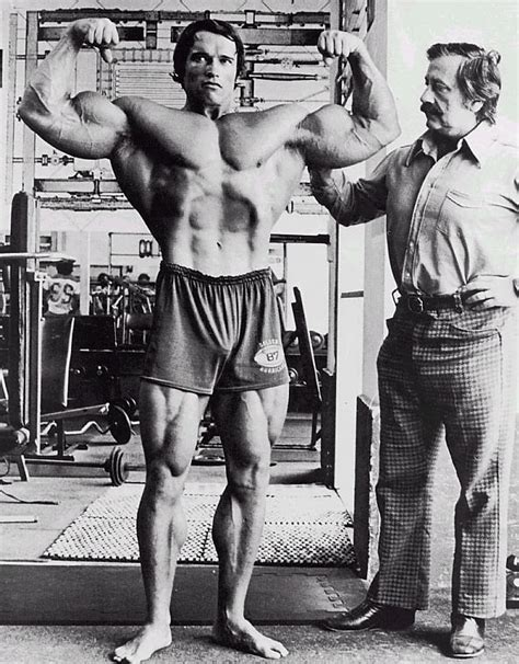 Joe Weider Weight Bench Arnold Schwarzenegger The Best Gallery Of This