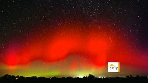where are the northern lights visible northern lights visible in southern u s