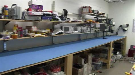 electronics lab bench eevblog 585 lab bench esd matting upgrade tagarno hd