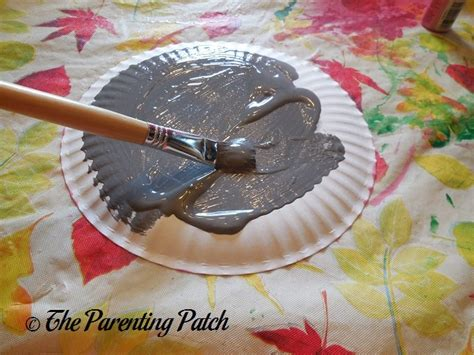 Oyster Paper Crafts - o is for oyster paper plate craft parenting patch