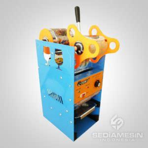 Cup Sealer Eton Et D 8 cup sealer murah jual mesin press gelas garansi 1 tahun