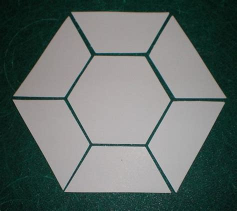 hexagon templates for quilting sue daley designs this goes with that tutorial week 1