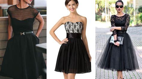 imagenes vestido negro fotos de vestidos negros para la noche