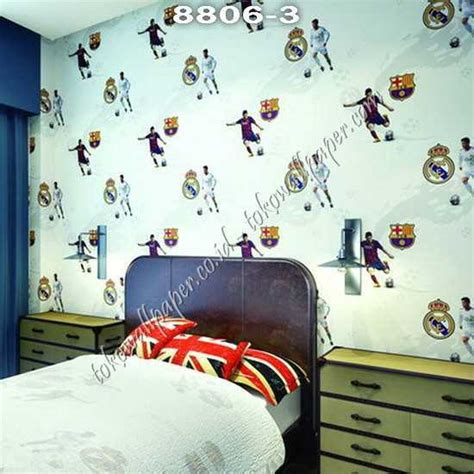 wallpaper dinding kamar liverpool kids story wallpaper kamar anak toko wallpaper jual