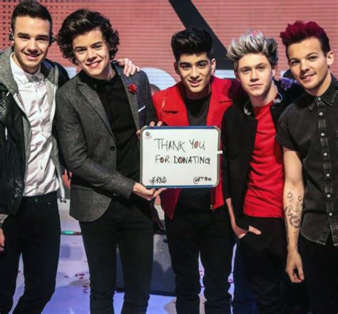 one direction red nose day one direction red nose day one direction photo 33937557