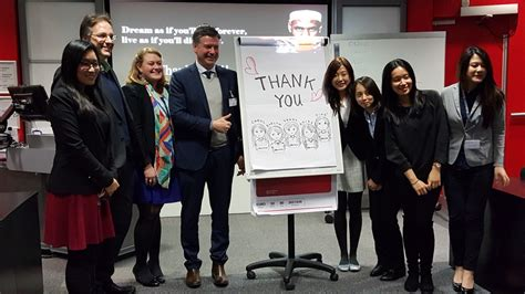 Mba Global Management Trip by Cityu Mba Study Trip In Global Brand Management