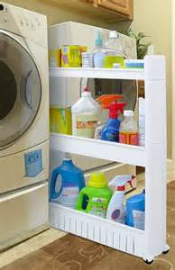 Storage For Laundry Room 50 Laundry Storage And Organization Ideas 2017