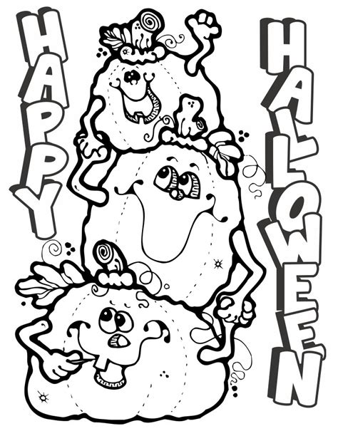 halloween coloring pages crafts halloween printables
