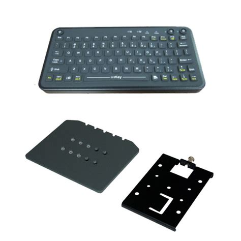 rugged bluetooth keyboard pkg kb 110 rechargeable bluetooth rugged in vehicle keyboard for windows or android an by