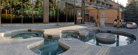 One Bedroom Condo For Rent outdoor hot tub douglas fir resort amp chalets banff canada