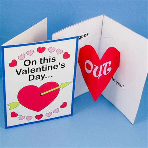 doc 16311080 pop up valentines day card twisting