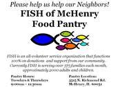 fish fundraiser kit fish of mchenry food pantry
