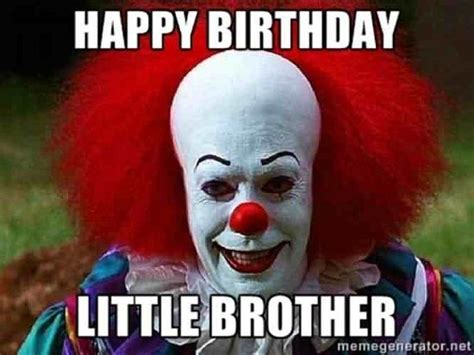 Brother Birthday Meme - 25 best ideas about happy birthday brother funny on pinterest