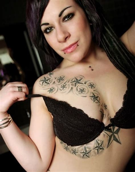 tattoo images in breast breast tattoos for women kuch khaas