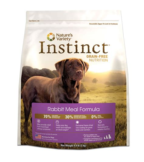 instinct puppy food 301 moved permanently