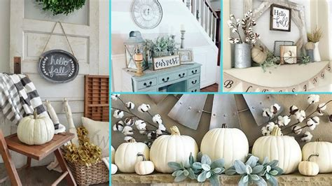 home decor shabby chic diy rustic shabby chic style fall decor ideas home decor