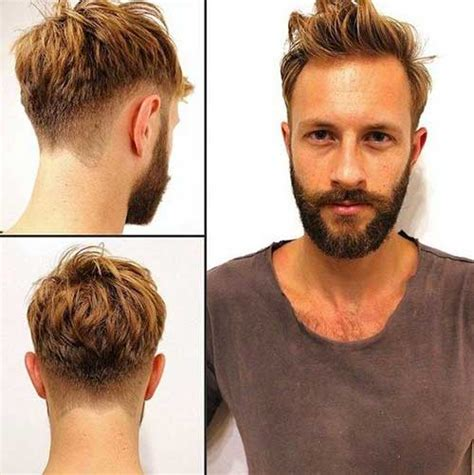 hair style for men from backside 15 best men hairstyles back mens hairstyles 2018