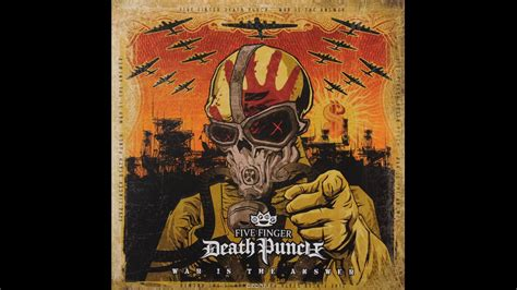 five finger death punch youtube playlist five finger death punch war is the answer full album youtube