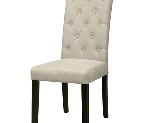 Tufted Dining Room Chairs 2 Tufted Dining Room Chairs For 51 Each Free Shipping Clark Deals